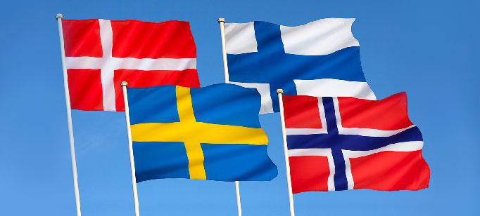 Escandinavia En Un Mundo Latino