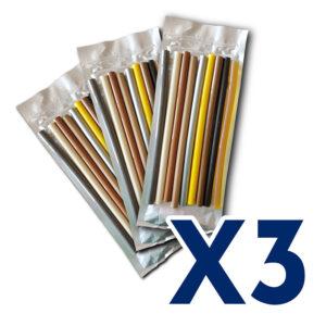 Pack 3 bolsas de recarga – Knot Filler